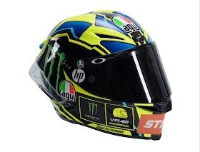 Gambar Helm Yamaha Full Face