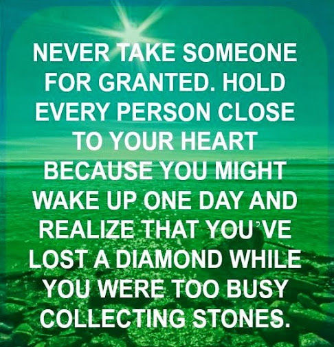 Never Take Someone For Granted Quote Pictures Photos And Images