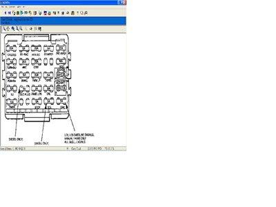 Wiring Diagram: 28 2001 Chevy S10 Fuse Box Diagram
