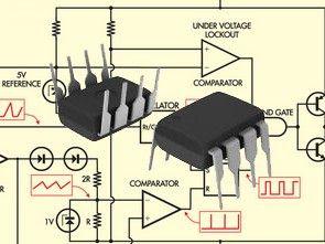 UC3843 SMPS PWM kiểm soát tính toàn vẹn