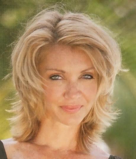 Frisuren Für Dünnes Haar Ab 60