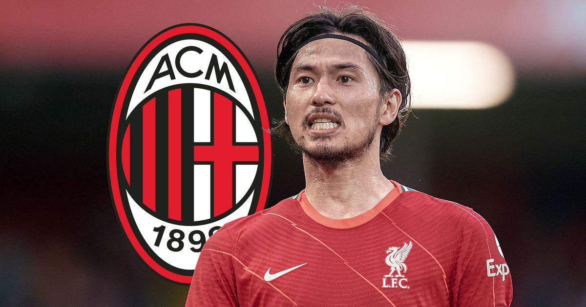 Takumi Minamino has a new role to play for Liverpool against AC Milan