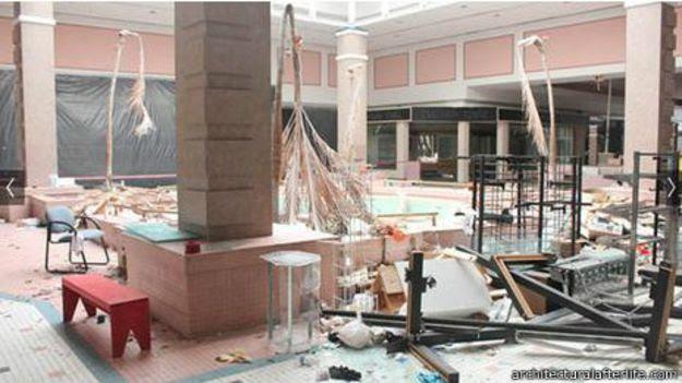 Cloverleaf Mall, em Chesterfield, Virginia