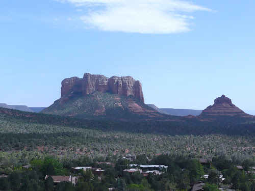 Courthouse & Bell Rock