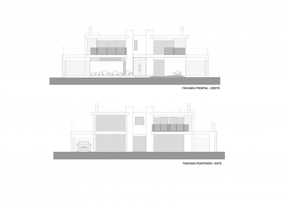 Casa en la Sierra de Collado Mediano - Padilla Nicás Arquitectos, Arquitectura, diseño, casas