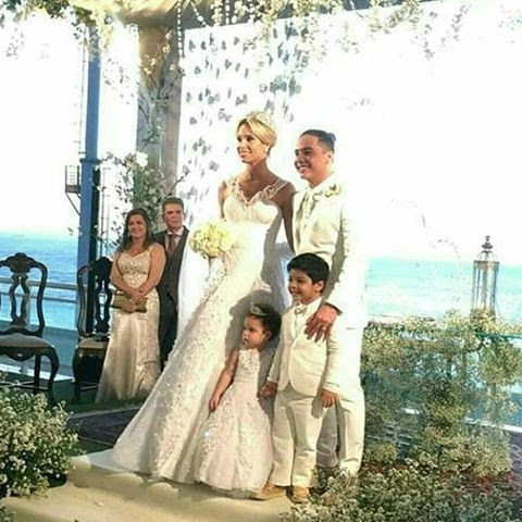 Wesley Safadão e a família (Foto: Reprodução / Instagram)