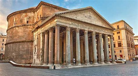 Famous Rome Landmarks and Ruins   OMNIA Vatican and Rome