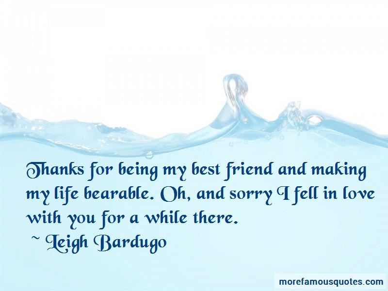 Thanks For Being There Best Friend Quotes Top 1 Quotes About Thanks