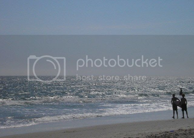 Buckroe Beach in Virginia