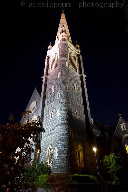 Richmond Church Spire