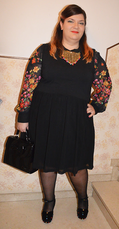 ouftit plus size by Plus...kawaii! Variazione su un outfit già indossato