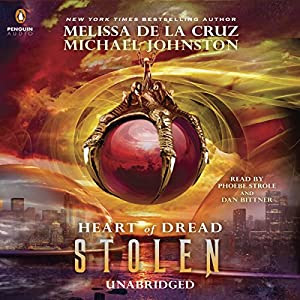 Stolen: Heart of Dread, Book 2 | [Melissa de la Cruz, Michael Johnston]
