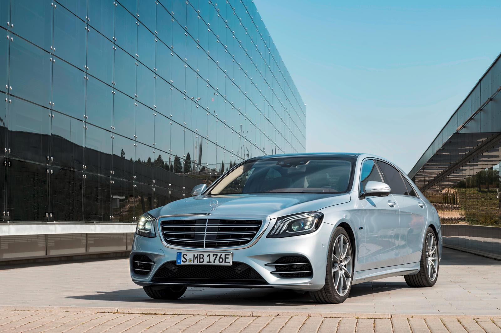 2020 Mercedes-Benz S-Class Hybrid: Review, Trims, Specs, Price, New Interior Features, Exterior ...