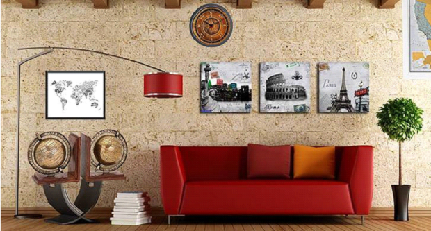 Are You A Traveller Here Are 6 Amazing Home Decor Ideas For You Interior Design Ideas