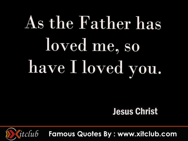 Most Famous Quotes About Jesus. QuotesGram