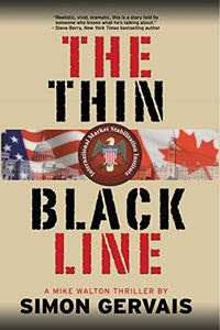 The Thin Black Line by Simon Gervais