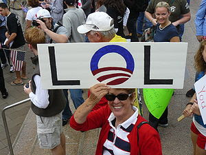 Tea Party Protest, Washington D.C., September ...