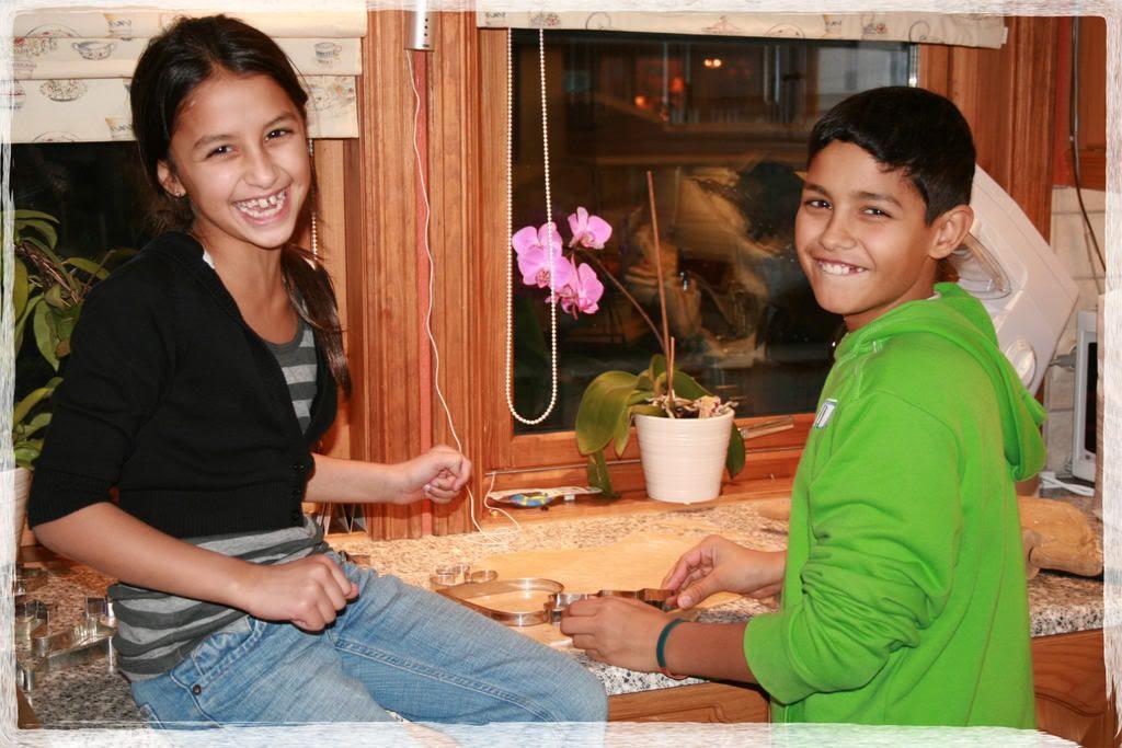 Kalyani og Patrick