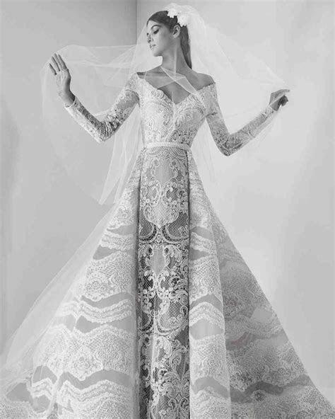 Elie Saab Fall 2017 Wedding Dress Collection   Martha