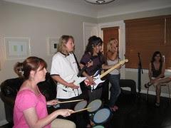Pretty, Funny Rockband