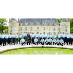 Bussy-le-Grand | Bussy-le-Grand : les élèves gendarmes adjoints volontaires de la 6e compagnie de Dijon ont reçu leurs calots