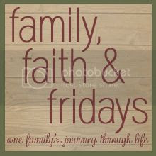 Family Faith & Fridays