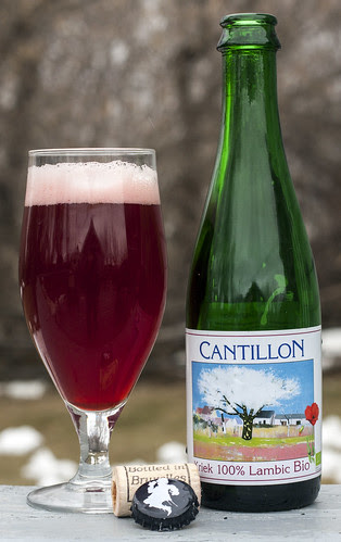 Review: Cantillon Kriek 100% Lambic Bio by Cody La Bière
