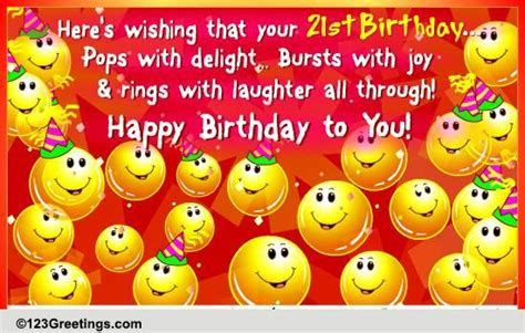 Hey You Are 21! Free Milestones eCards, Greeting Cards