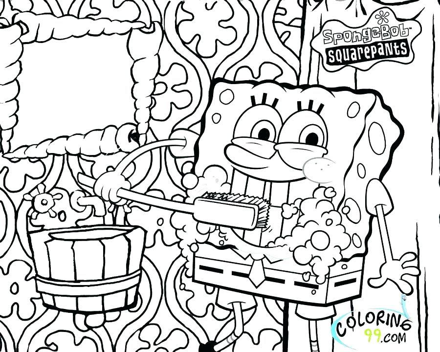spongebob und patrick zum ausmalen  malvorlagen