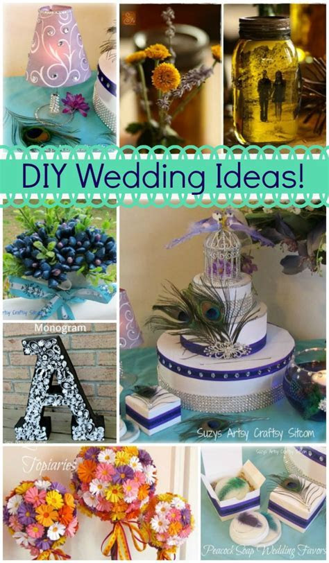 7 Unique DIY Wedding Ideas to keep you in your budget!