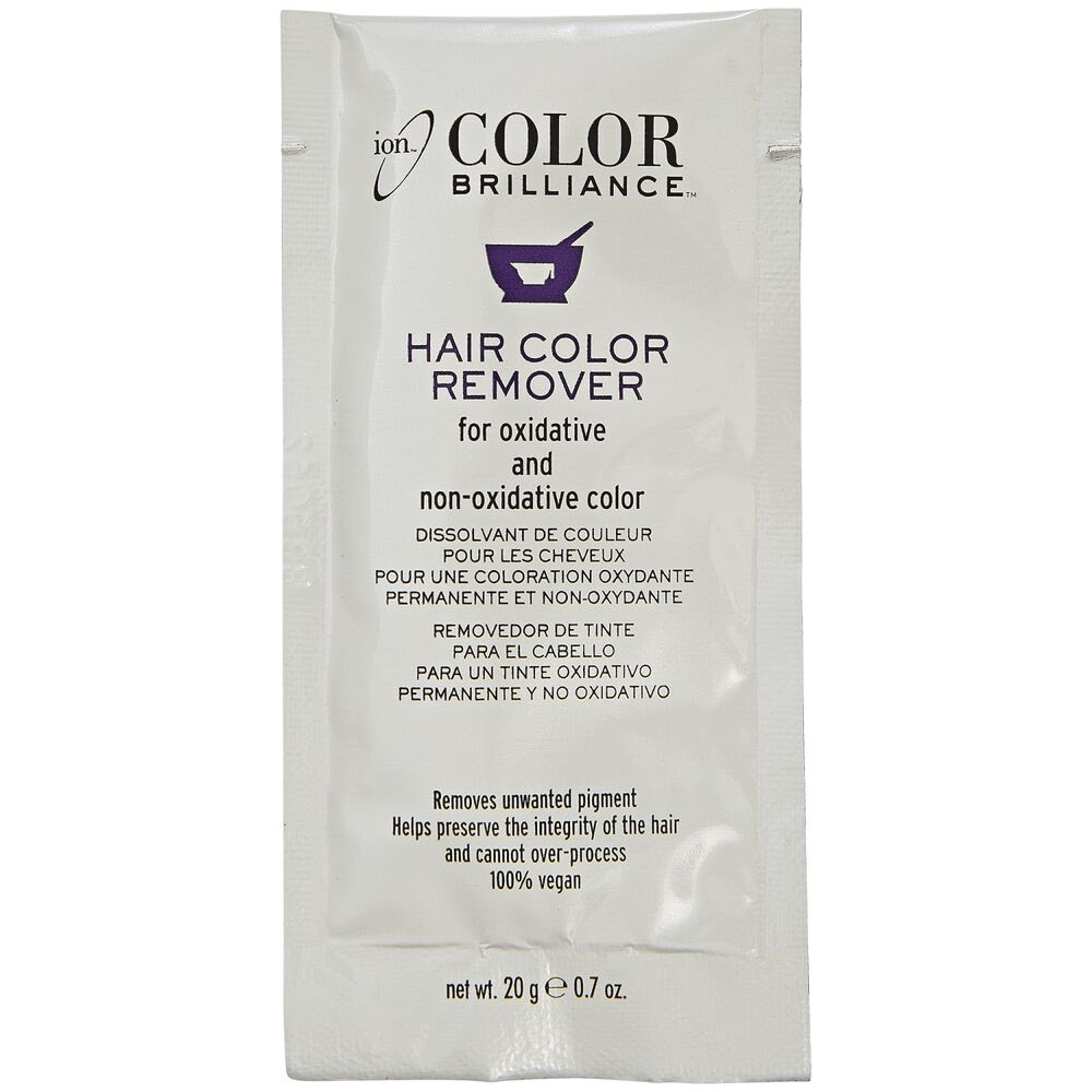 ion Color Brilliance Hair Color Remover