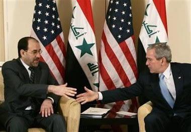 Bush & Maliki  11.30.06    3