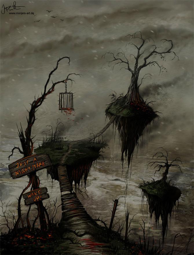 Nightmare - jerry8448, DeviantArt