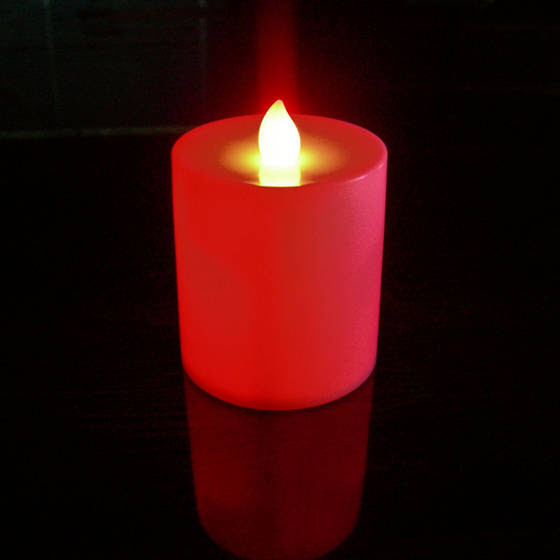 Sell red LED candle battery operated