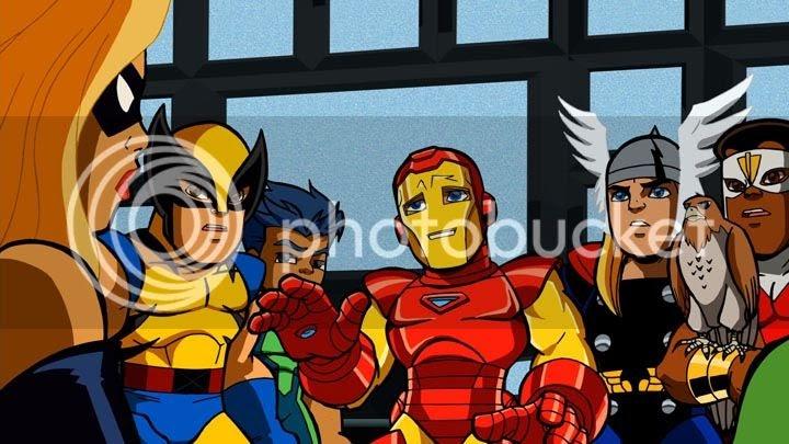 The Super Hero Squad Show (TV Series 2009–2011) - IMDb