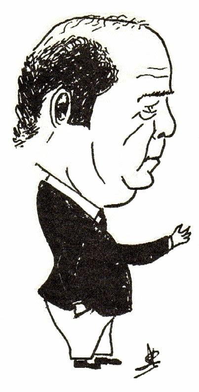 caricatura Diego Higuera Gómez
