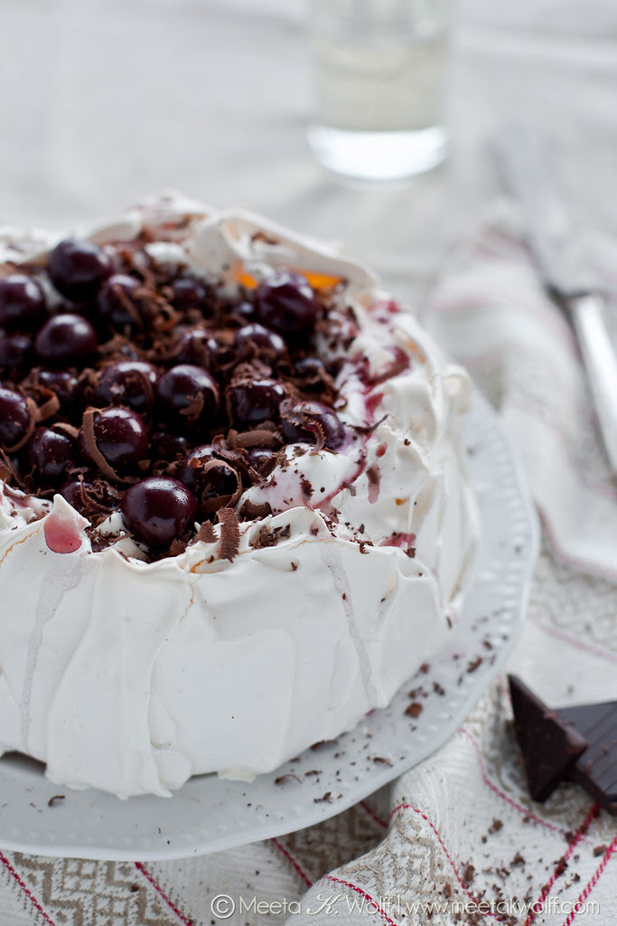 Black Forest Pavlova (0040) by Meeta K. Wolff