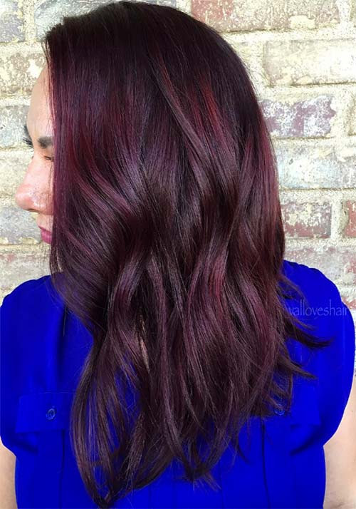 100 Badass Red Hair Colors: Auburn, Cherry, Copper, Burgundy Hair Shades  Fashionisers\u00a9