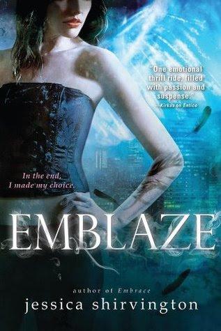 Emblaze (The Voilet Eden Chapters, #3)