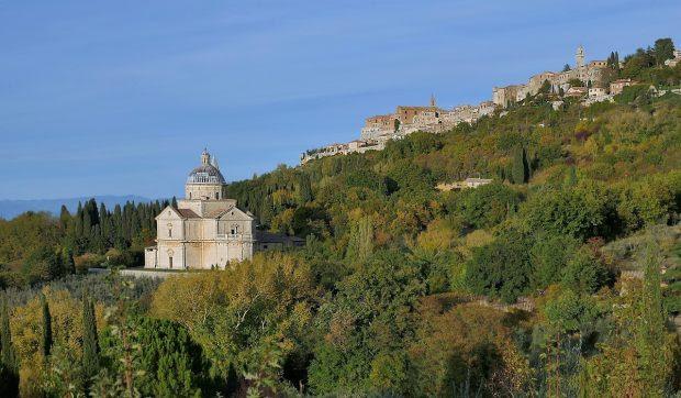 Trekking to Tuscany