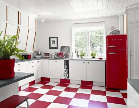En la cocina 7