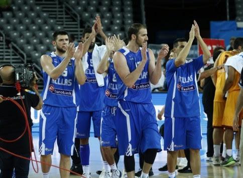"Eurobasket 2015: Η Εθνική ""έσβησε"" με εικοσάρα την ΠΓΔΜ"