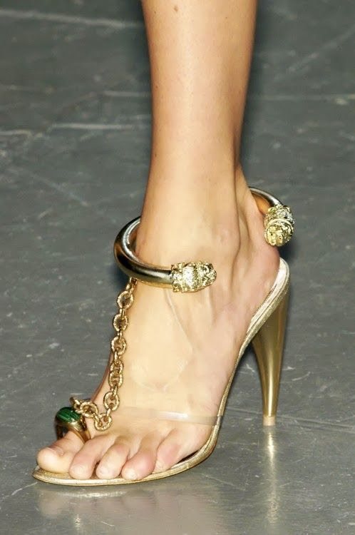 McQueen stilletos - FashionFilmsNYC.com