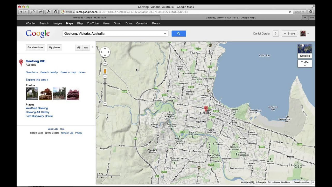 How To Use Google Maps To Find Contour Lines On Any Map