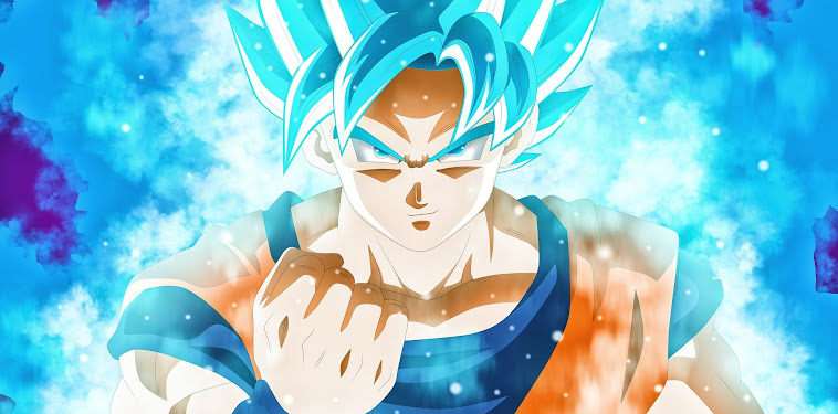 Goku Super Saiyan Blue Wallpaper