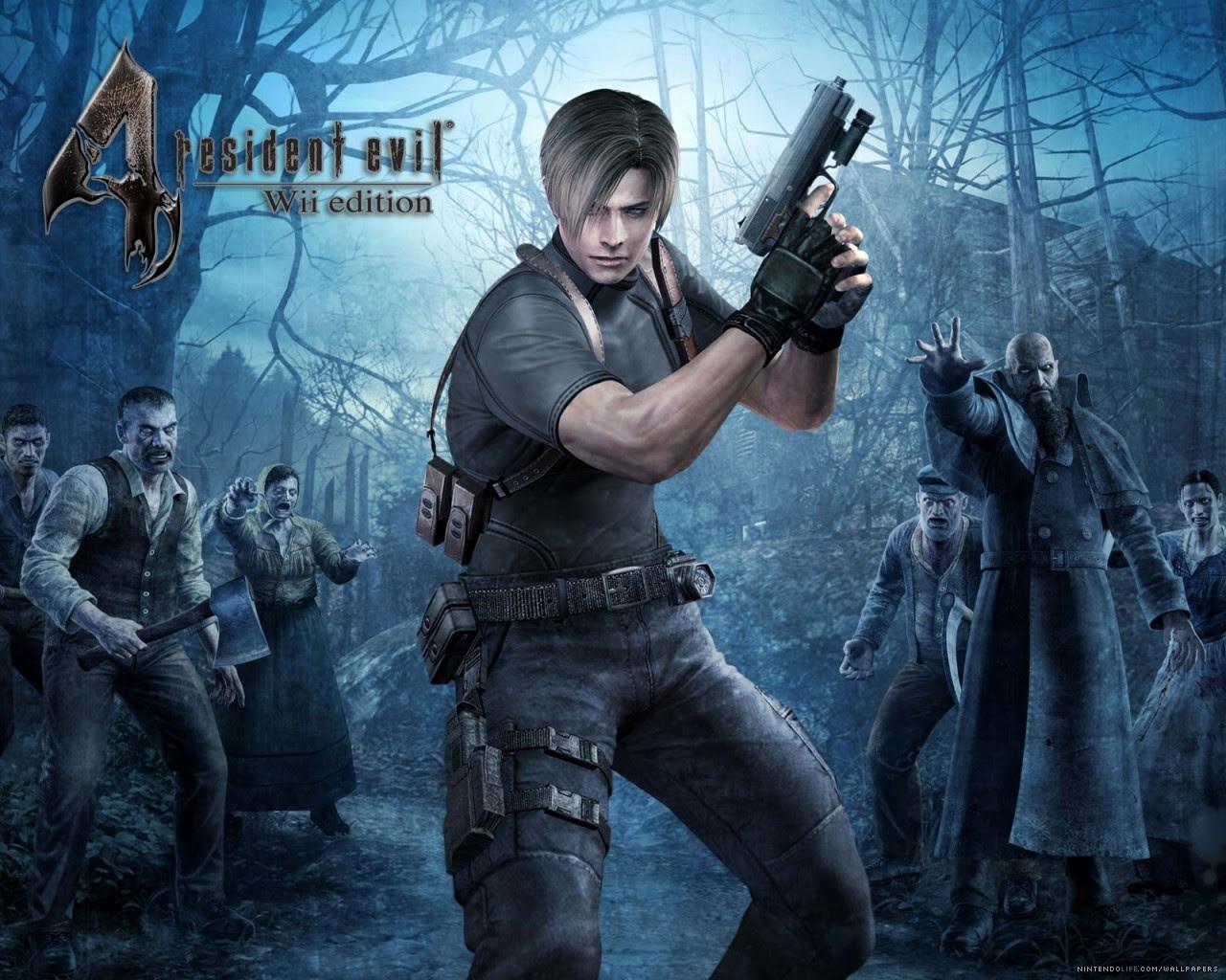 Resident Evil 4 バイオハザード 壁紙 894834 ファンポップ