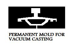 Permanent  Mold For Vacuum Casting