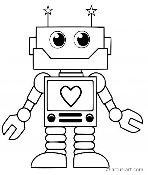 Trends For Robot Coloring