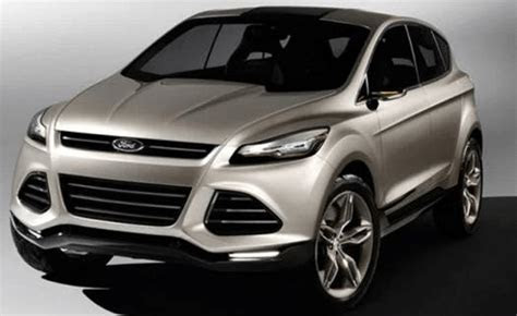 ford escape release date redesign review ford engine