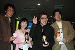 丸山先生と仲間たち